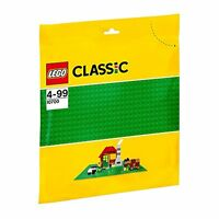 LEGO 32 x 32 Stud 10 x 10 Inch Building Base Plate Foundation Platform, Green