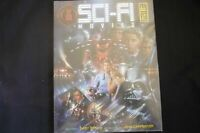 Top 100 Sci-Fi Movies Softcover book   ( B31)