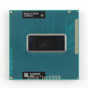 Intel Core i7 3632QM CPU 2.2GHz Quad-Core 35W SR0V0 Socket G2 Laptop Processor
