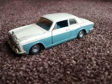 Corgi Rolls Royce Silver Shadow          FREE POSTAGE