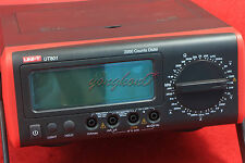 1PCS NEW UNI-T UT801 Original New UNI-T Bench Type Digital Multimeter AC/DC