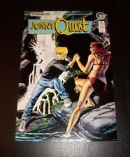 JONNY QUEST #4 MARLEY FROST HERE TO STAY COMICO COMICS  EXCELLENT CONDITION 1986