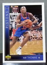 Isiah Thomas 93-94 Upper Deck #264