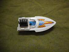 #D387.  1975 MATCHBOX LESNEY SEAFIRE SPEEDBOAT