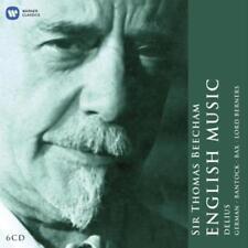 Sir Thomas Beecham English Music: Delius Bantock Bax, Lord Berners 6 CD-BOX EMI