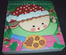 Counting Christmas by Karen Katz (2007, Board Book)