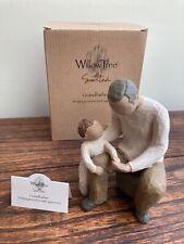 Nib Willow Tree Demdaco 2001 Grandfather Figurine Susan Lordi #26058 Decor