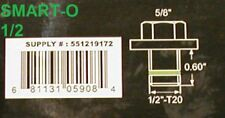 "R9 SMART-O Oil Drain Plug  1/2"" T20  Sump Plug NEW FAST SHIPPING"
