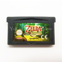 Minish Cap For Nintendo Video Game Boy Advance GBA Consoles Video Game Cards