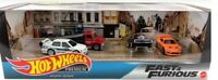 Hot Wheels Pack Fast & Furious  Volkswagen Jetta Dodge Charger Toyota Supra