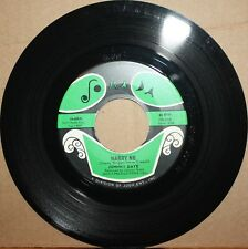 JOHNNY DAYE Marry Me *GIVE ME BACK MY RING* Northern Soul 45 on JOMADA 600