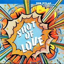 CD Bob DYLAN Shot of Love 1981 - MINI LP REPLICA CARD BOARD SLEEVE