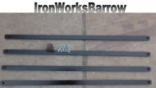 Window security bars flat bar grill grilles garage shed outhouse workshop