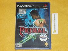 PRIMAL PS2 SONY PLAYSTATION 2 VERS. ITALIANA NUOVO SIGILLATO