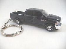 2014 Dodge RAM 1500 Hemi Bighorn Truck Pickup Midnight Blue with Hitch Keychain
