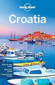 Lonely Planet Croatia (Travel Guide)-Lonely Planet, Anja Mutic, Peter Dragicevi