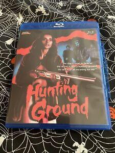 Hunting Ground Blu-ray Horror Thriller Halloween