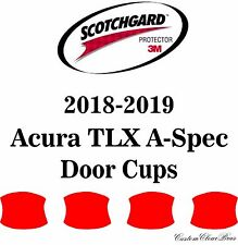 3M Scotchgard Paint Protection Film Clear Bra Pre-Cut 2018 2019 Acura TLX A-Spec