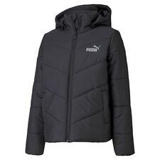 PUMA Kids Girl's Essentials Padded Hooded Jacket