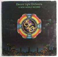 Electric Light Orchestra - A New World Record Vinyl LP UA-LA679-G 1976 Tested