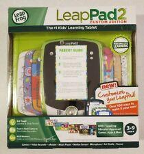 Leap Frog LeapPad 2 Custom Edition GREEN Used Works Established eBay seller