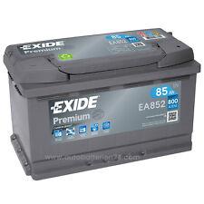 Exide Premium Carbon Boost EA852 Autobatterie 85AH 12V statt 80Ah 90Ah Batterie