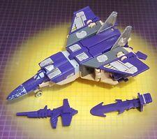 Vintage Hasbro Transformers G1 Decepticon Triple Changer Blitzwing