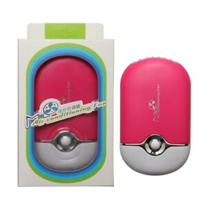 USB Mini Blower False Eyelash Extension Glue Dryer Handheld Air Conditioner Fan