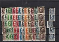 Bavaria 1914 used  stamps cat £200+ ref 12405