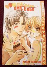 Manga Skizzen der Liebe Manga- Hinako Takanaga
