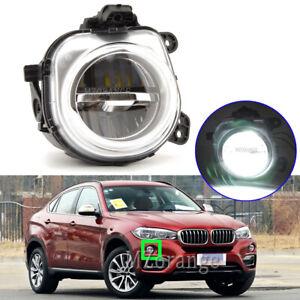 LED Right Side Fog Light Lamp For BMW X1 F48 X2 F39 X3 F25 X4 F26 X5 F15 X6 F16
