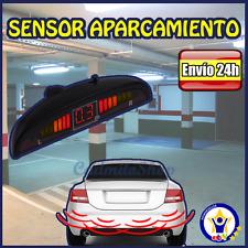 Sensores de aparcamiento traseros coche, indicador visual y acústico ¡ Nuevos !