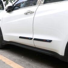 2x Car Bumper Corner Door Lip Anti Scratch Crash Protector M Sports Strip Guard