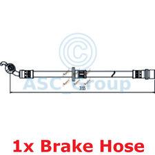 APEC BRAKING 355mm Scheibe Bremssattel flexibel GUMMISCHLAUCH hos4074