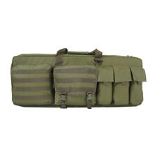 """Every Day Carry 36"""" Triple Rifle Soft Case with Detachable Sniper Mat"""