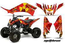 Yamaha Raptor 125 AMR Racing Graphic Kit Wrap Quad Decals ATV All Years MLT DWN
