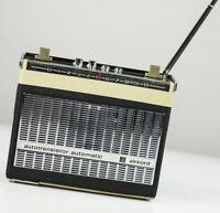 Akkord Autotransistor Automatic 641 Koffer Radio Vintage 60er Jahre