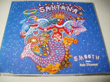 SANTANA / ROB THOMAS - SMOOTH - UK CD SINGLE