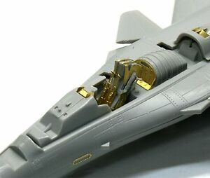 New 1/72 French Dassault Rafale C Update Detail PE Etched For HobbyBoss D518