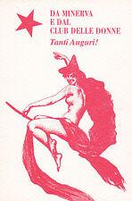 * ROMA - Minerva - Club delle Donne, Tanti Auguri