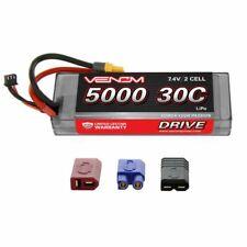 Venom Drive 30C 2S 5000mAh 7.4V LiPo ROAR Hardcase Battery