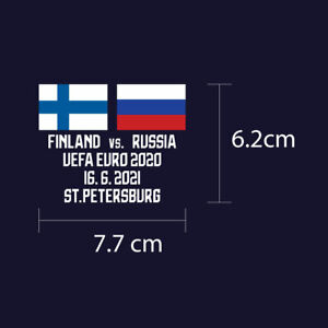 Finland EURO 2020 Reproduction Match Details