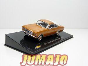 CVT51 voiture 1/43 IXO Salvat BRESIL CHEVROLET : COMODORO COUPE 1975