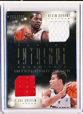 2013/14 PANINI INTRIGUE KEVIN DURANT BLAKE GRIFFIN ITRIGUING PAIRS 165/199