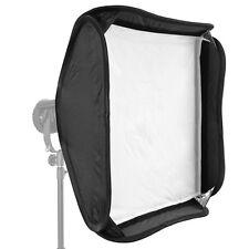 NANGUANG Softbox 60x60 cm für LED Fresnel Leuchte CN-30F Diffusor Studioleuchte