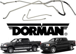 Dorman 624-551 Transmission Oil Cooler Lines For Ford F150 & Lincoln Mark LT New
