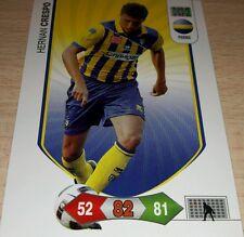 CARD ADRENALYN 2010/11 PANINI PARMA CRESPO CALCIO FOOTBALL SOCCER 2011