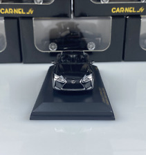 KYOSHO CAR-NEL1/64 Lexus LC500h 2018 Black Alloy Diecast Model Car Collection