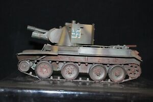 FINNISH TURRET TANK  1/35 SCALE ASSEMBLED AND PAINTED MODEL