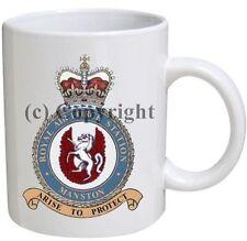 ROYAL AIR FORCE STATION MANSTON COFFEE MUG
